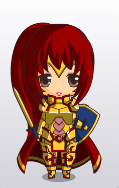 Chibi Rykga says hi! (Thank you Rades for the link!)