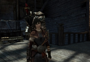 Default Lady Hawke